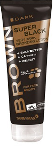 Tannymaxx - Brown Dark Super Black Very Dark Bronzing Lotion (125ml)