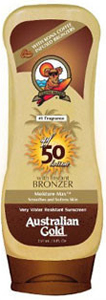 Australian Gold - SPF 50 Lotion w/Bronzers (237ml)