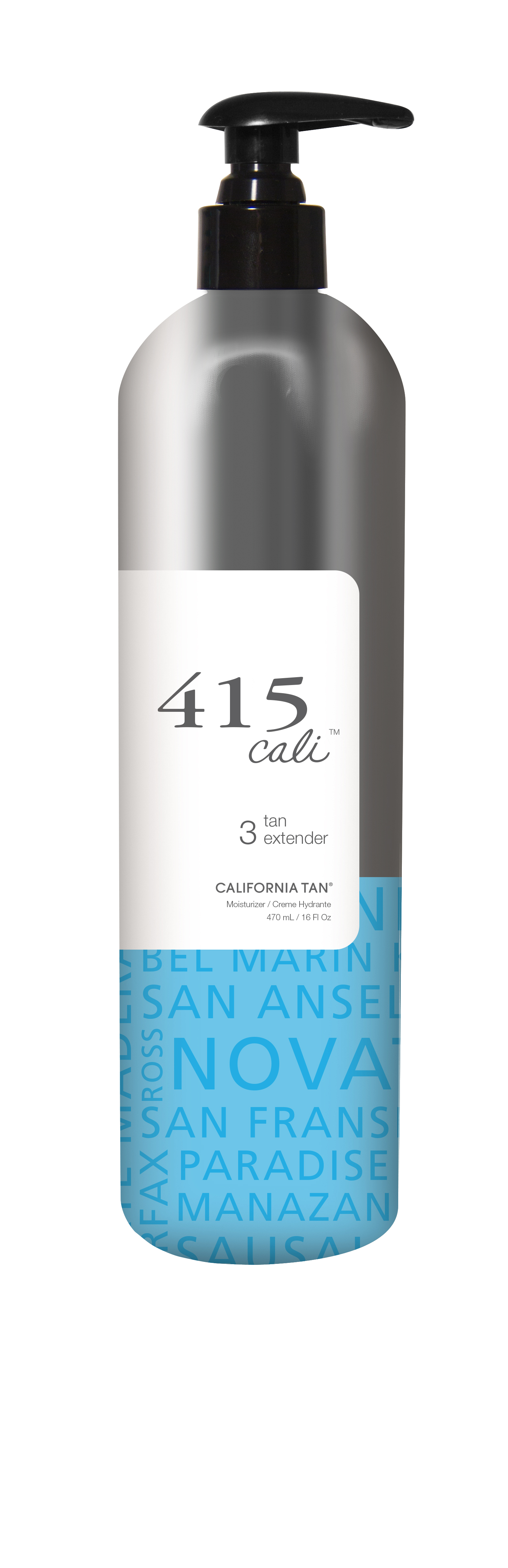 California Tan - 415 Cali Tan Extender Step3 (470ml)