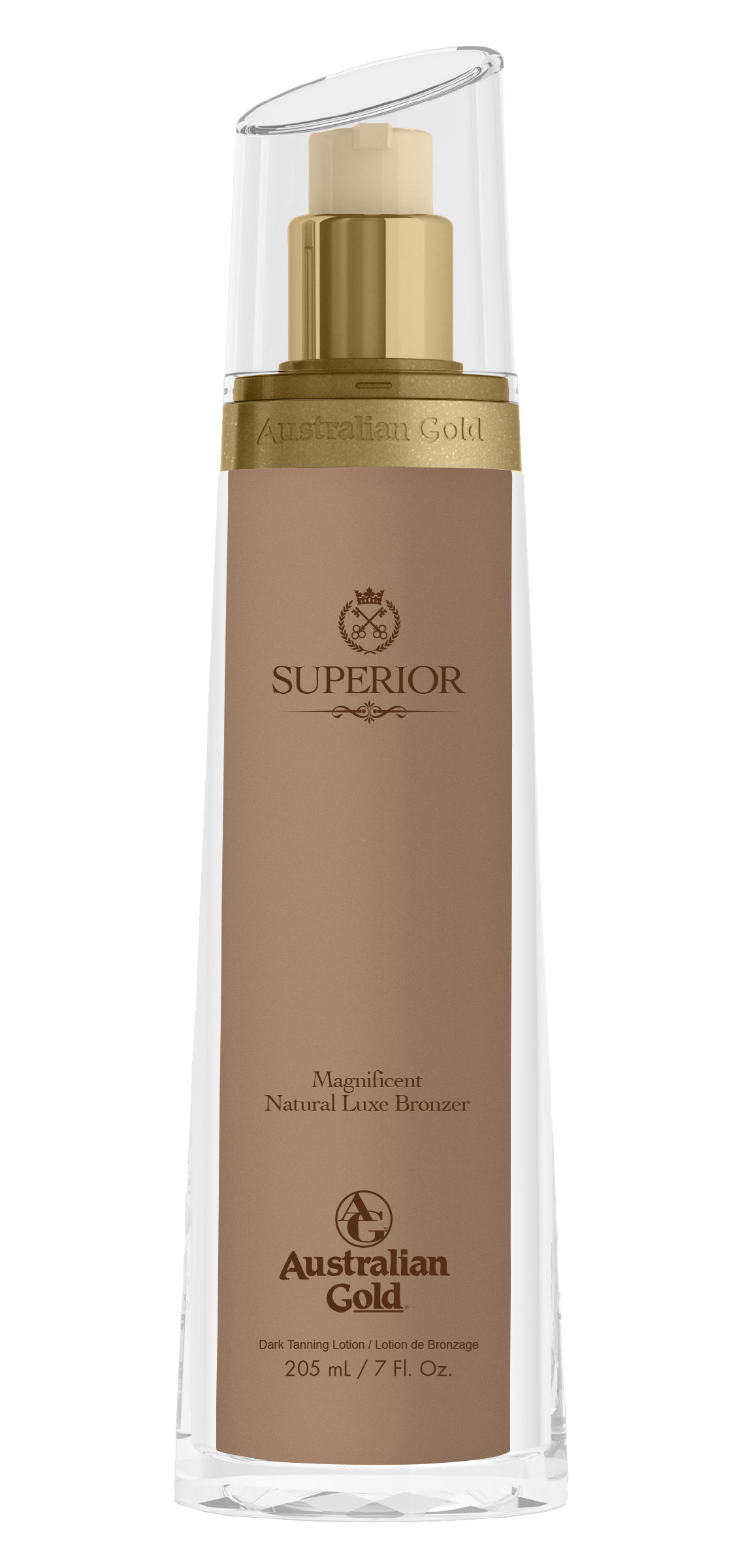 Australian Gold - Superior™ Natural Bronzer (205ml)