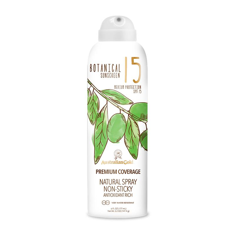 Australian Gold - SPF 15 Botanical Continuous Spray (177ml)