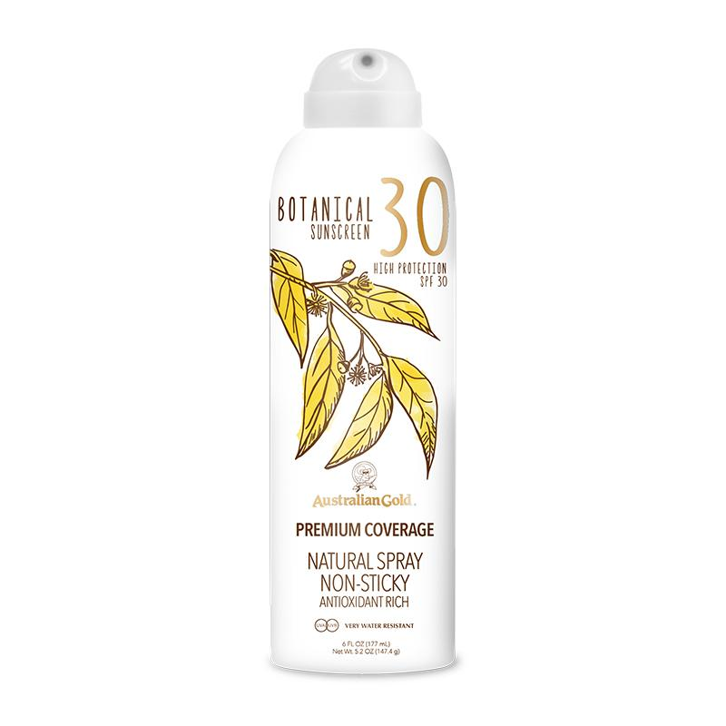Australian Gold - SPF 30 Botanical Continuous Spray (177ml)