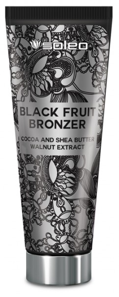 Soleo - Black Fruit Bronzer (200ml)