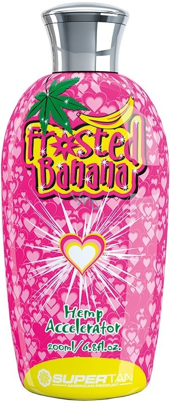 SuperTan - Frosted Banana Hemp Accelerator (200ml)