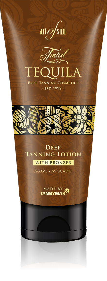 Art of Sun - Tinted Tequila Deep Tanning Bronzer (200ml)