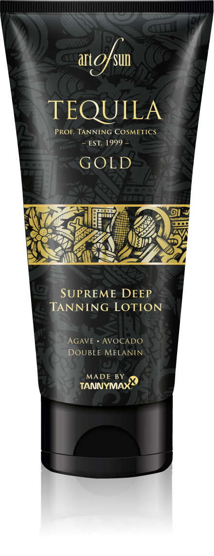 Art of Sun - Tequila Gold Deep Tanning Lotion (200ml)