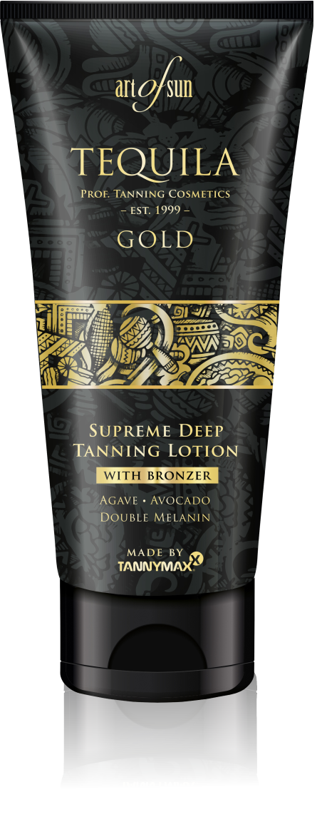 Art of Sun - Tequila Gold Deep Tanning Bronzer (200ml)