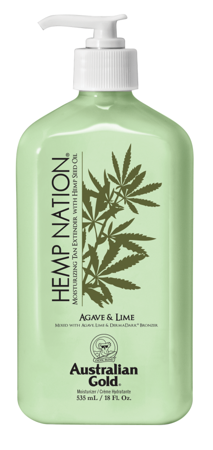 Australian Gold - Hemp Nation Agave & Lime (535ml)
