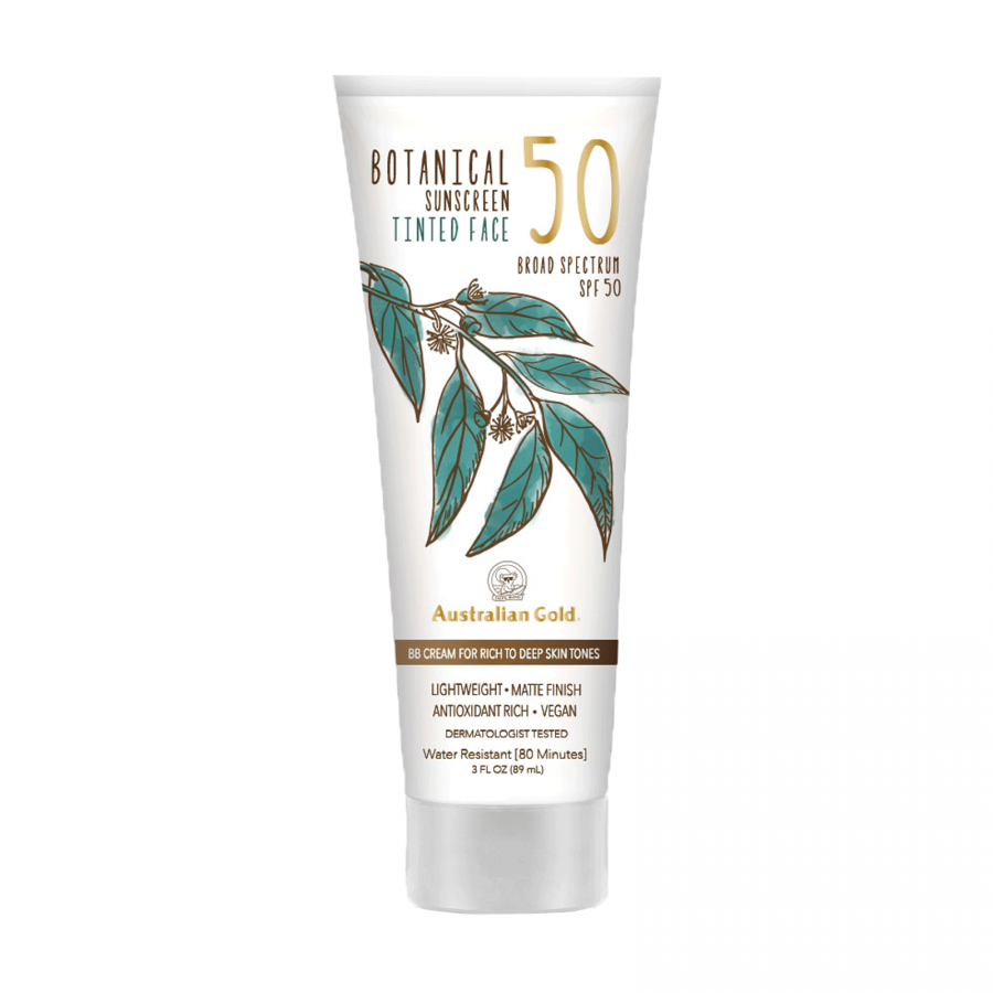Australian Gold - SPF 50 Botanical Deep Faces (89ml)
